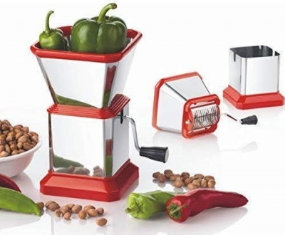 UI053 SS Chilly cutter - Set of 12Pcs